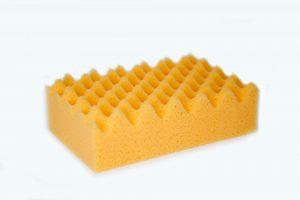Pro-Hand Wash Sponge 'Egg Box' Profile